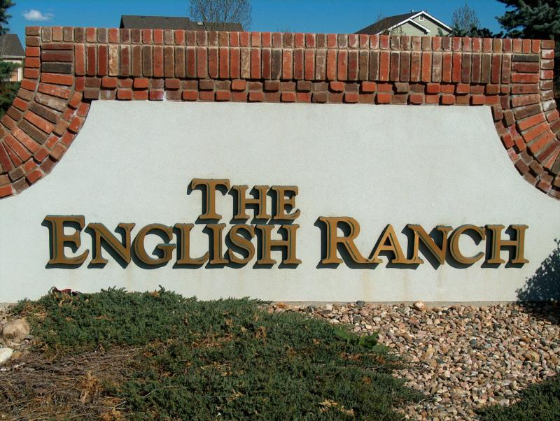 English Ranch Real Estate