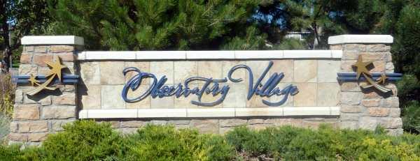 Observatory Village Real Estate