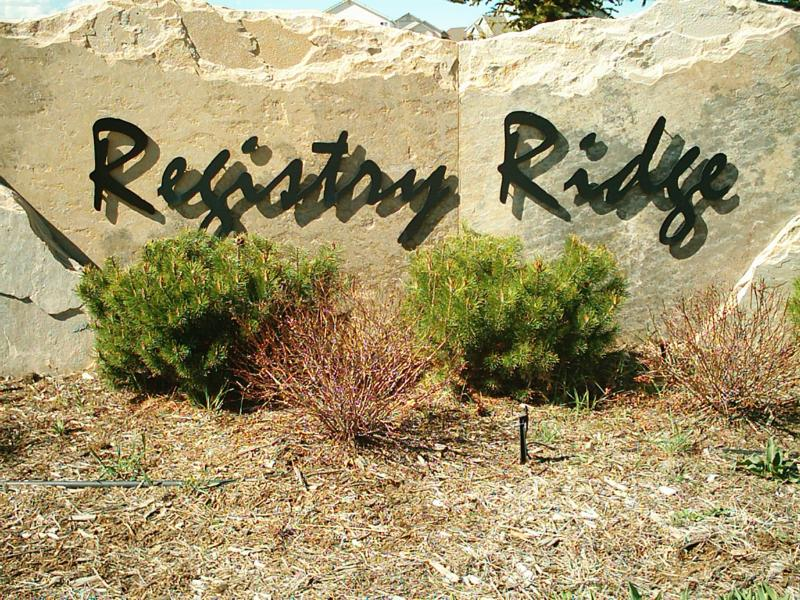 Registry Ridge Real Estate