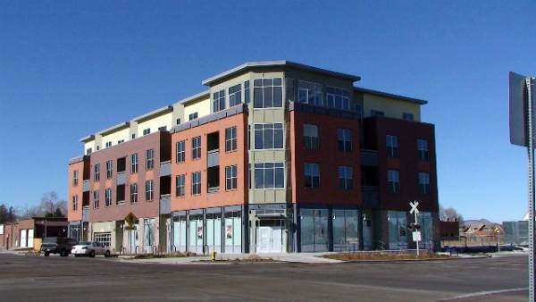Old Town Fort Collins Lofts
