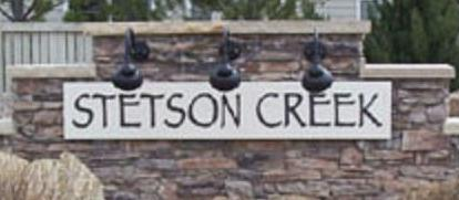 Stetson Creek - Fort Collins Neighborhood