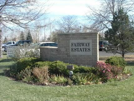 Fairway Estates Neighborhood - Fort Collins